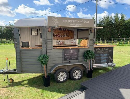 Charity Mobile Bar Essex